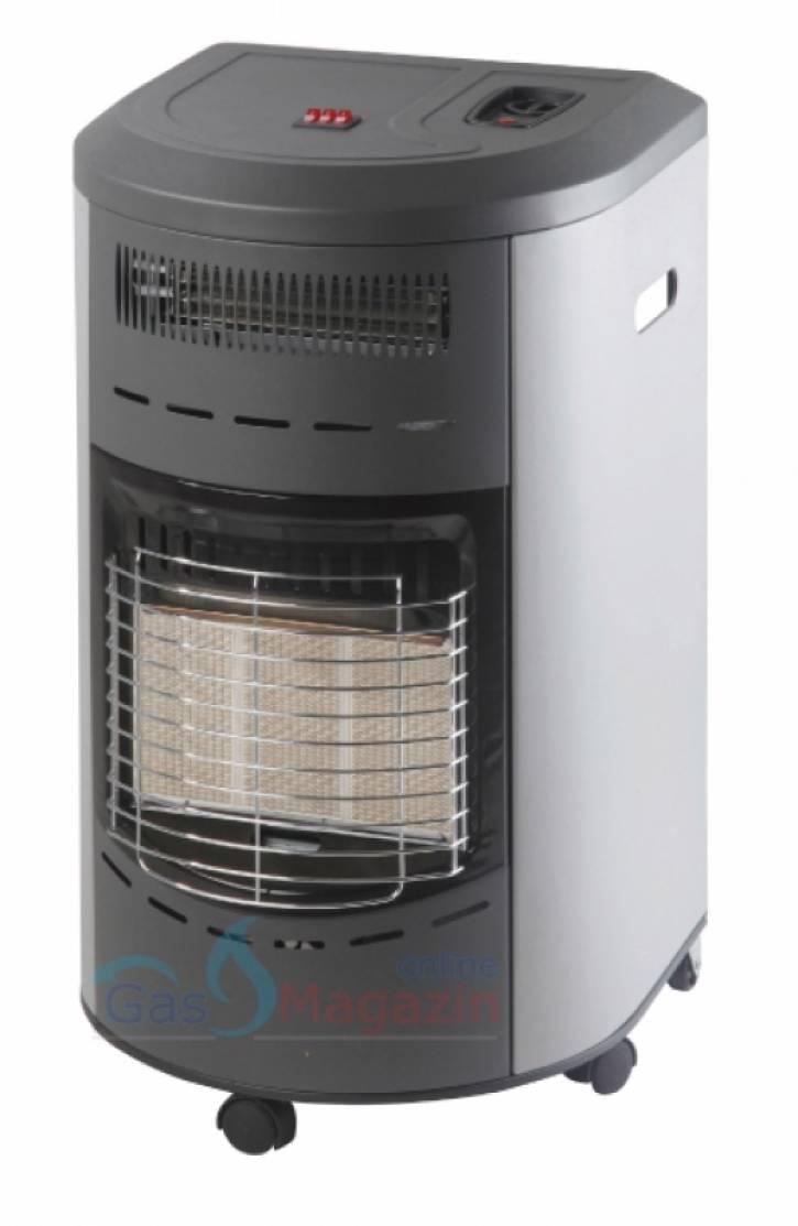 Газова отоплителна печка комбинирана с ел. печка