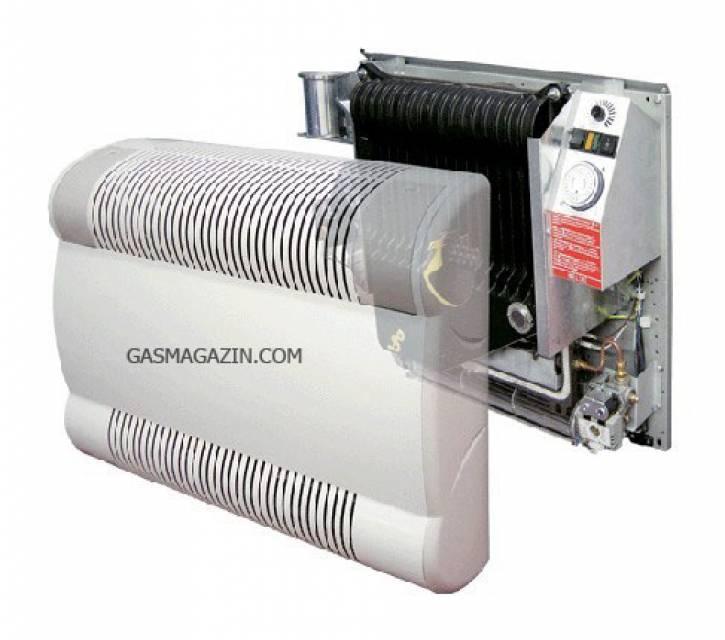 Газов конвектор SYSTEMA King 40 FE