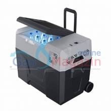 Хладилник с автономна батерия INDEL B Lion Cooler X40A