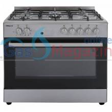 Полупрофесионална комбинирана печка Finlux GE-9060V IX