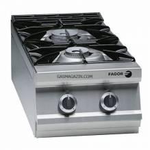 FAGOR CG6-20, газов котлон с 2 горелки