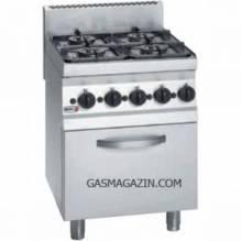 FAGOR CG6-41, газова печка с газова фурна и 4 горелки