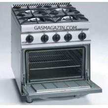 FAGOR CG7-41, газова печка с газова фурна и 4 горелки