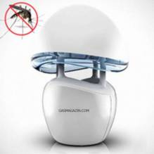 INA TRAP 12/220V, LED лампа против комари и насекоми