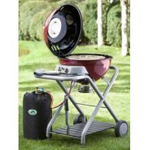 Outdoor Chef Ascona, кръгло газово барбекю с количка