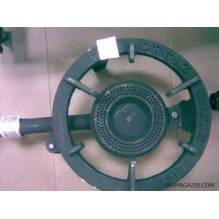 Газов котлон Горин чугун кръгъл