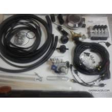 Газов инжекцион с монтаж, Мега Джет 4 цилиндъра