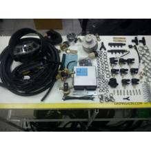 Метанов инжекцион ROMANO, 8 цилиндъра с монтаж и бутилка