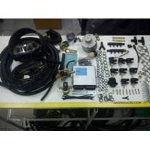 Газов инжекцион за 8 цилиндъра ROMANO, с монтаж