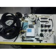 Газов инжекцион за 6 цилиндъра ROMANO, с монтаж