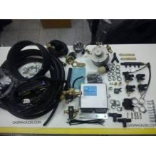 Газов инжекцион за 4 цилиндъра ROMANO, с монтаж