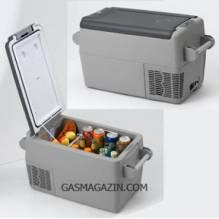 Компресорен хладилник фризер за камион 12V/24V 39л.