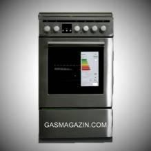 Готварска печка комбинирана Finlux FLKM 520A IX