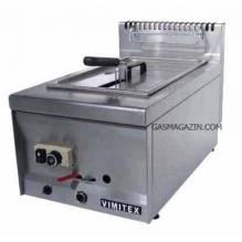 Професионален газов фритюрник VIMITEX-F1 единичен